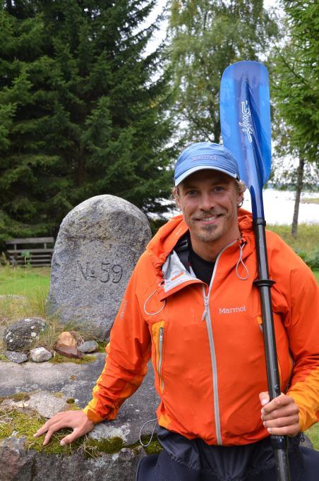 Peter Svanberg Kajak Paddling Sveriges kust
